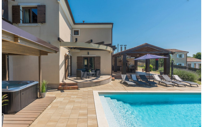 Vila Dali, Villas Bonasini - luxury holiday homes in the heart of Istria, Croatia Pula