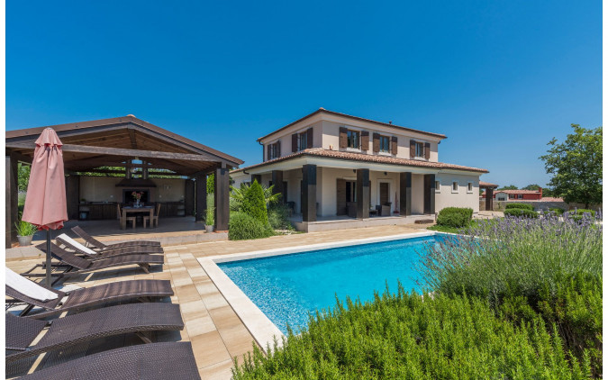 Vila Leonardo, Villas Bonasini - luxury holiday homes in the heart of Istria, Croatia Pula