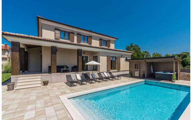 Vila Dante, Villas Bonasini - luxury holiday homes in the heart of Istria, Croatia Pula