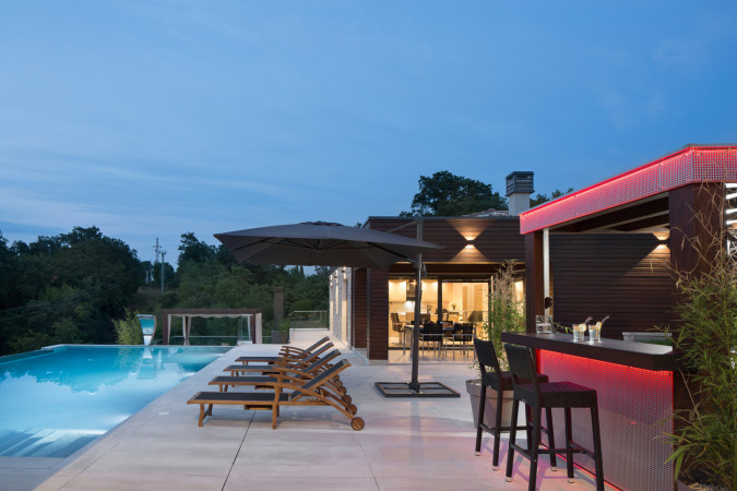Vila Ambienta, Villas Bonasini - luxury holiday homes in the heart of Istria, Croatia Pula