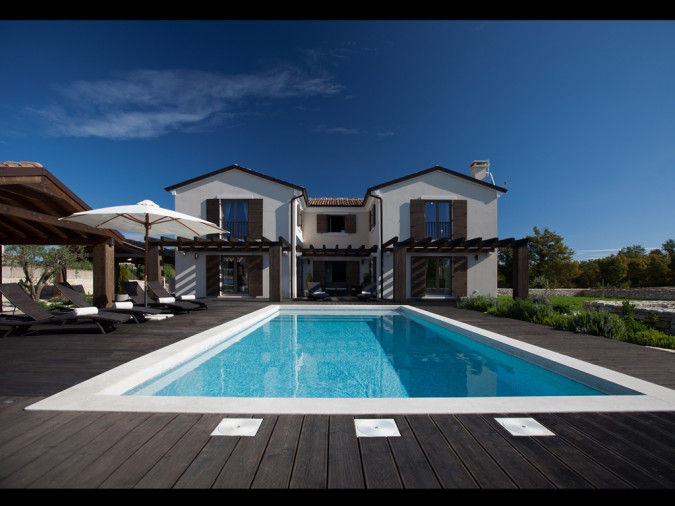 Vila Santi, Villas Bonasini - luxury holiday homes in the heart of Istria, Croatia Pula